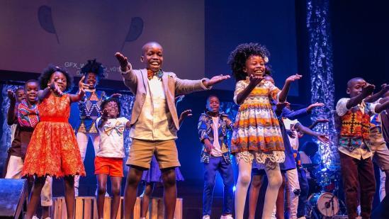 Watoto African Children's Choir
