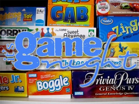 Small Group Game Night