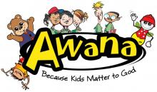 Awana Clubs are back in session on Sundays @ 5:00 pm.