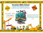 Monday-Friday, July 26-30, 5:30-8:00 pm.